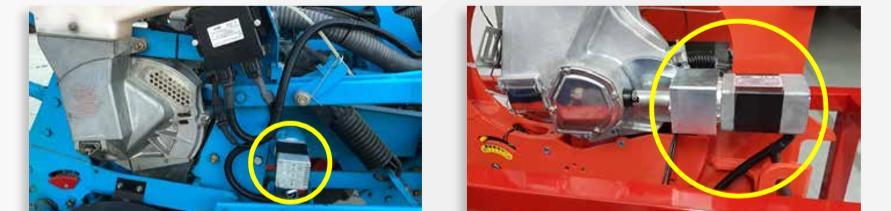 Corhize Image Electric Motors Mc On Monosem And Gaspardo